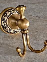 Недорогие -Крючок для халата Новый дизайн / Cool Античный Латунь 1шт На стену