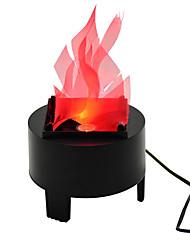 Недорогие -1 компл. Светодиодные огни этапа огни пламени огни костра огни факела имитация реквизита огни DJ-бары бальные огни