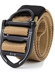 cheap -Unisex Vintage / Party / Work Skinny Belt - Color Block / Vintage