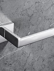 abordables -Porte Papier Toilette Design nouveau Moderne Acier inoxydable / Acier Inoxydable 1pc - Salle de Bain Montage mural