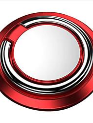 Недорогие -Держатель для кольца на подставку для автомобиля / стола 360&вы; вращение / магнитный тип алюминиевый держатель