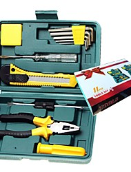 Недорогие -11in 1 набор инструментов автомобиля ремонт инструментов винт щипцы нож набор инструментов