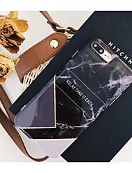 hesapli -Apple iphone xs max için kılıf / iphone x desen arka kapak iphone x / iphone xs için mermer yumuşak tpu max
