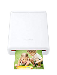 Недорогие -Оригинал huawei ar принтер 300 точек на дюйм портативный мини карманный Bluetooth 4.1 фото мобильный принтер с diy поделиться 500 мАч
