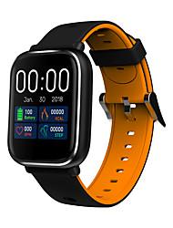 Недорогие -Смарт-часы kq58s Поддержка фитнес-трекера bt Уведомления и монитор сердечного ритма, совместимые с Samsung / Sony Android и IOS мобильных телефонов