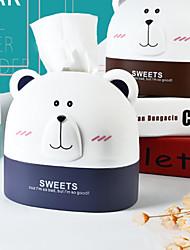 Недорогие -1шт Коробки для хранения Пластик Милый Для приготовления пищи Посуда