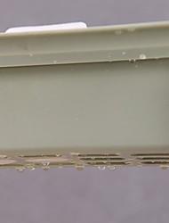 halpa -Korkealaatuinen kanssa Muovit ripustettavat korit For Keittoastiat Keittiö varastointi 1 pcs