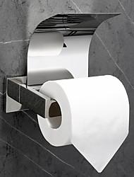 abordables -Porte Papier Toilette Design nouveau / Créatif Moderne Acier inoxydable / Acier Inoxydable / Métal 1pc - Salle de Bain Montage mural