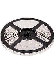 abordables -5m Bandes Lumineuses LED Flexibles / Barrette d'Eclairage RVB 300 LED 2835 SMD Blanc Soirée / Décorative / Connectible 12 V 1pc