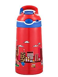 Недорогие -Бутылка для воды 380 ml PP Портативные для Походы / туризм / спелеология Путешествия Зеленый Пурпурный Синий Розовый