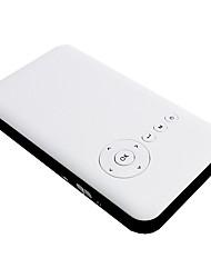 Недорогие -Фабрика oem m6 dlp проектор для домашнего кинотеатра светодиодный проектор Поддержка 50 лм 1080p (1920x1080) 30-120-дюймовый экран