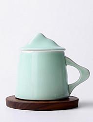 Недорогие -Drinkware Набор для питья / Кружки и Чашки Фарфор Boyfriend Подарок / Подруга Gift Рождество / Подарок