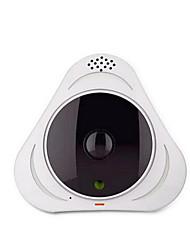 Недорогие -techway yoosee беспроводная сеть Wi-Fi сетевая камера широкоугольный мониторинг рыбий глаз vr панорама 360 градусов