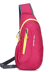 Недорогие -Жен. Полиэстер Слинг сумки на ремне Сплошной цвет Зеленый / Черный / Красный