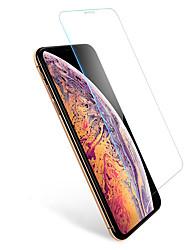 abordables -Protector de pantalla para Apple iPhone XS / iPhone XR / iPhone XS Max Vidrio Templado 1 pieza Protector de Pantalla Frontal Borde Curvado 2.5D
