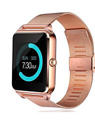 Недорогие -Смарт Часы Цифровой Современный Спортивные 30 m Защита от влаги Bluetooth Smart Цифровой На каждый день На открытом воздухе - Черный Золотой Серебряный