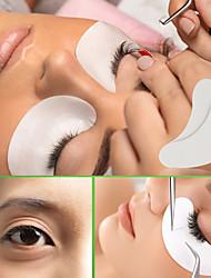 abordables -Pegatinas de cinta de párpados Utra ligero (UL) Maquillaje Ojo Seco Conveniente # Ropa Cotidiana Cosmético Útiles de Aseo