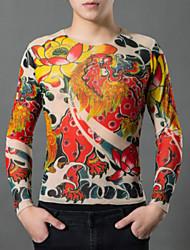 tanie -LITBest 1 pcs Tatuaże tymczasowe Univerzál / Kreatywne / Miękkie w dotyku Korpus Nylon