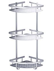levne -Polička do koupelny Nový design / Cool Moderní hliník 1ks Nástěnná montáž