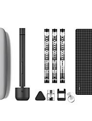 Недорогие -wowstick электрическая отвертка 1f модернизированная версия точности литий черный электрический мини разобрать ремонтный комплект