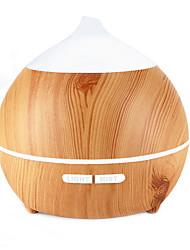 baratos -máquina de aromaterapia de madeira café explosivo de sete cores lâmpada de aromaterapia atomização óleo essencial expansor de sabor além do umidificador