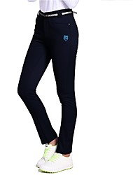 cheap -Women's Pants / Trousers Golf Workout Athleisure Outdoor / Stretchy / Breathable / Solid Color