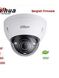 Недорогие -ip-камера dahua 8-мегапиксельная wdr-купол h.265 день / ночь 2.7-12 мм моторизованный объектив с ИК-подсветкой 50 м и памятью 128 г ipc-hdbw5831e-ze камера видеонаблюдения poe + ip67