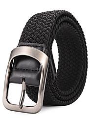 cheap -Unisex Work / Cute / Loose Curl Skinny Belt - Color Block / Vintage