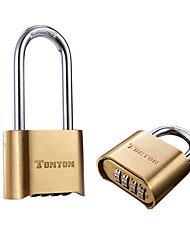 رخيصةأون -النحاس قفل مشفرة ty25002 للأمتعة / باب / صالة الألعاب الرياضية&أمبير. خزانة رياضية