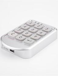 Недорогие -PW206 Кодовый замок пластик Разблокировка пароля для Для спортивного зала