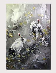 Недорогие -Mintura art большой размер ручная роспись животных картины маслом на холсте современные абстрактные картины искусства стены для украшения дома не оформлена