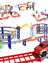 Недорогие -Игрушечные гоночные машинки и треки Транспорт Cool моделирование ABS + PC Ребёнок до года Детские Игрушки Подарок 1 pcs