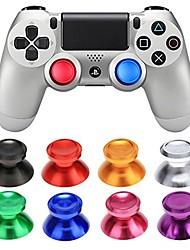 Недорогие -ручки для большого пальца игрового контроллера для xbox one / ps4, ручки для большого пальца игрового контроллера металлические 1 шт.