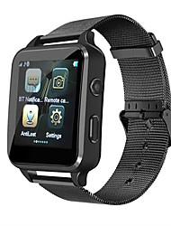 Недорогие -x8 Мужчины Смарт Часы Android iOS Bluetooth Водонепроницаемый Сенсорный экран Измерение кровяного давления Спорт Израсходовано калорий