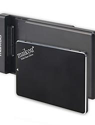Недорогие -с корпусом maikou 2 в 1 2.5 6.0gb / s USB3.0 sata для мобильного твердотельного накопителя типа c 60 ГБ