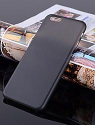 baratos -tampa traseira matte ultra fina para o iphone 7/7 mais pp transparente fosco caixa do telefone