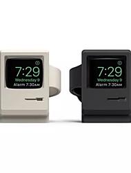 baratos -Suporte para apple watch série 1/2/3/4 / 42mm / 40mm / 38mm / 44mm modo de cabeceira prêmios de design original