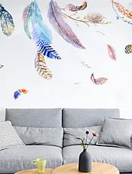 Недорогие -стикеры стены гнезда пера - слова&усиленные цитаты стикеры на стенах персонажей кабинет / кабинет / столовая / кухня