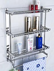 Недорогие -Полка для ванной Креатив Современный Металл 1шт - Ванная комната На стену