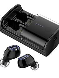 Недорогие -Jemex E11 TWS двойная беспроводная Bluetooth-гарнитура 6 часов одиночного воспроизведения 240 часов в режиме ожидания