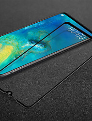 Недорогие -HuaweiScreen ProtectorHuawei Mate 20 HD Защитная пленка для экрана 1 ед. Закаленное стекло