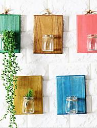 זול -חפצים דקורטיביים, פלסטי מודרני עכשווי עמיד במים ל קישוט הבית מתנות 5pcs