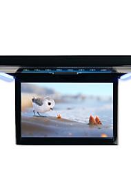 Недорогие -oluka 1288mp5 12.1-дюймовый другой os откидной DVD-плеер FM-передатчик / пульт дистанционного управления / RC / ИК-передатчик для Volvo / Volkswagen / Toyota Поддержка RCA MP4 / FLV / 3GP AAC / FLAC /
