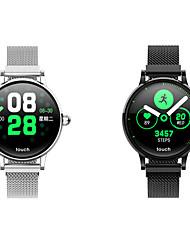 Недорогие -KUPENG S9 Мужчина женщина Смарт Часы Android iOS Bluetooth Водонепроницаемый Сенсорный экран Пульсомер Измерение кровяного давления Спорт
