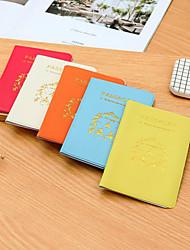 Недорогие -Пластиковый корпус Оранжевый / Синий / Красный 1 шт. Изменение кошельки / Держателей кредитных карт 9.3*13.5 cm