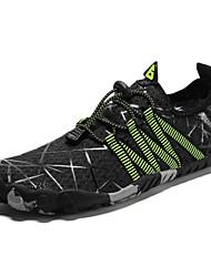 זול -בגדי ריקוד גברים נעלי טיולי הרים קל משקל נושם נגד החלקה ייבוש מהיר נוח צעידה מבוגרים