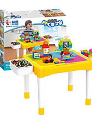 preiswerte -Bausteine 55 pcs kompatibel Legoing Handgefertigt Eltern-Kind-Interaktion Alles Spielzeuge Geschenk