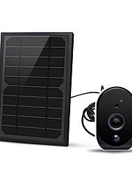 Недорогие -1080p с батареей 18650 5w солнечной панели низкого заряда батареи Wi-Fi IP-камера