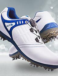 Недорогие -UGAR Муж. Обувь для игры в гольф Водонепроницаемость Противозаносный Удобный Гольф Осень Весна