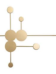 Χαμηλού Κόστους -QINGMING® Mini Style / Δημιουργικό Απλός / LED Υπνοδωμάτιο / Δωμάτειο Μελέτης / Γραφείο Μέταλλο Wall Light 110-120 V / 220-240 V 5 W